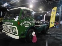 Volvo's F86 Tractor Unit from 1967