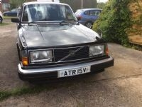 Volvo 244 GLE Thor For Sale